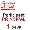 Prix Participant Principal 1 PAYS