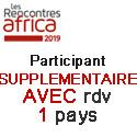 Prix HT Participant Supplementaire Avec Rdv 1 Pays