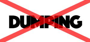 3 Alertes Antidumping : Chap 70 et 73 (Chine, Inde, Malaisie)