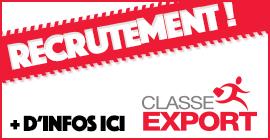 Classe Export Recrute