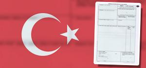 Turquie : nouveau système de certificat d'origine et de certificat de circulation
