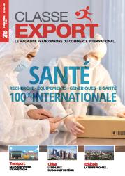 Magazine Classe Export Septembre-Octobre 2018 N°246