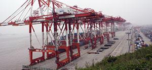 Port de Shanghai : retards et congestions