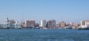 Bollore Logistics investit dans la nouvelle zone économique de Suez