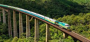 Plan de relance de l'économie brésilienne par les investissements dans les transports