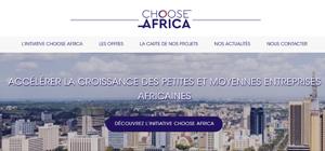 Lancement de Choose Africa