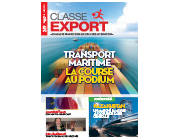 Magazine Classe Export Mars Avril 2019 n° 249