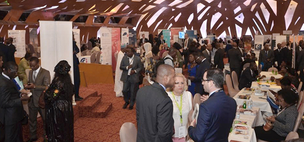 Les Rencontres Africa 2017 à Abidjan