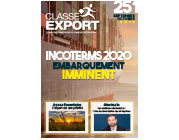 Magazine Classe Export  Septembre Octobre 2019 n°251