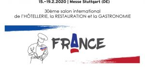 Agroalimentaire : Intergastra en Allemagne  du 15 au 19 février