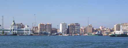 EGYPTE : Bolloré va investir dans le nouveau terminal de Port Saïd